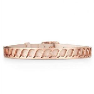 Stella & Dot Jewelry - EUC Stella & Dot Inspire Rose Gold Bracelet